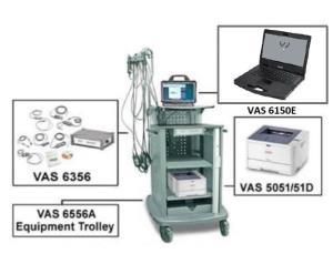 vas6150e tsp diagnostic system package vw authorized tools and rh vw snapon com VAS 5051 Audi VAS 5052 Scan Tool
