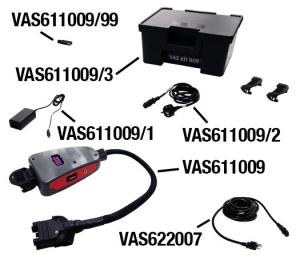 Vas611009kit Diagnostic Adapter For High Voltage Charging